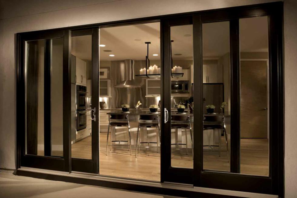 Patio & French Doors